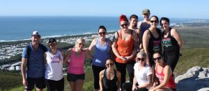 Personal training Cannon Hill 4170 QLD weight loss toned fitness strong Mount Coolum hike for health and fitness. 21st Aug 2011