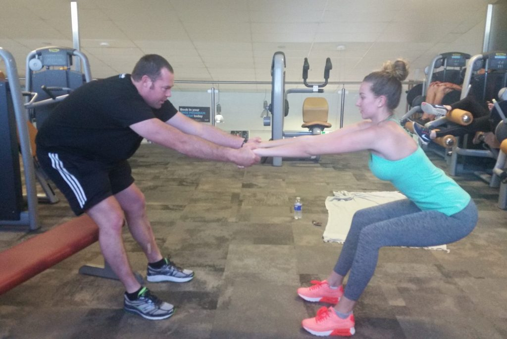 Toned personal training weight loss Seven Hills Camp Hill Carina Carindale fitness exercise Balmoral Hawthorne Bulimba