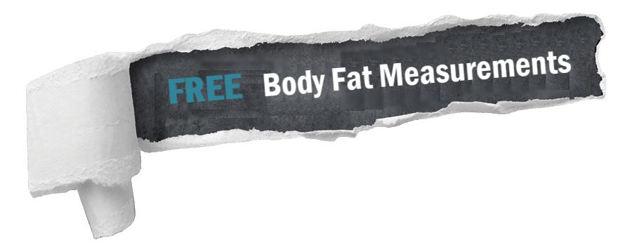 free body fat measurements