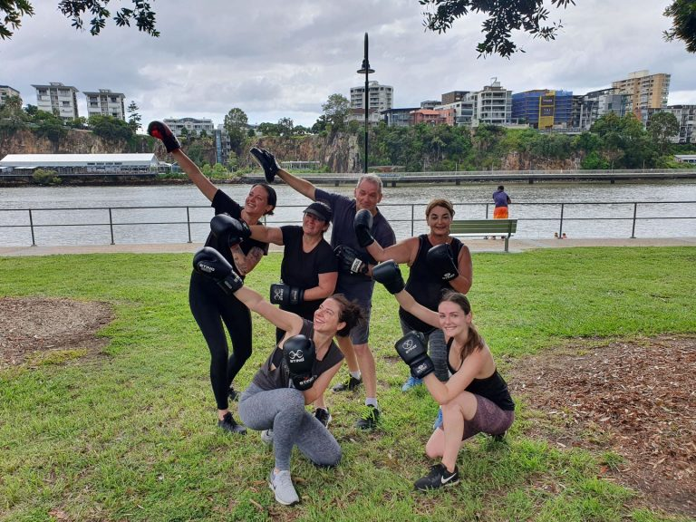 Boxing bootcamp Adonis Kangaroo Point Cannon Hill Story Bridge Wooloongabba East Brisbane 2mb