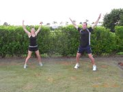 Cannon Hill 4170 QLD Carina Camp Hill weight loss toned fitness exercise Carindale Bulimba starjumps personal trainer